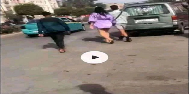 enquête après l'agression sexuelle filmée d'une femme en pleine rue