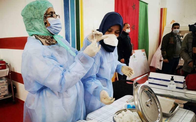Covid-19: 3.043 nouveaux cas, plus de 15,5 millions de personnes complètement vaccinées