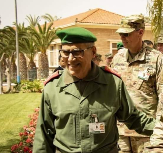le Roi Mohammed VI nomme le Général de Corps d'Armée, Belkhir El Farouk, Inspecteur général des FAR 1