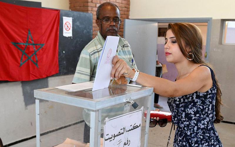 ouverture des bureaux de vote pour les élections générales