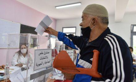 Élections du 8 septembre: un taux de participation de 36% à 17H00 au niveau national
