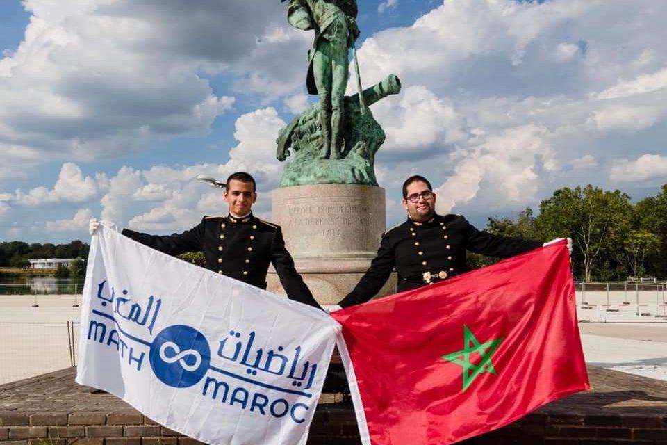 Deux étudiants marocains remportent une médaille d'or à la Compétition internationale de mathématique