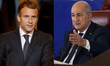 """L'Algérie rappelle son ambassadeur en France """"pour consultations"""""""