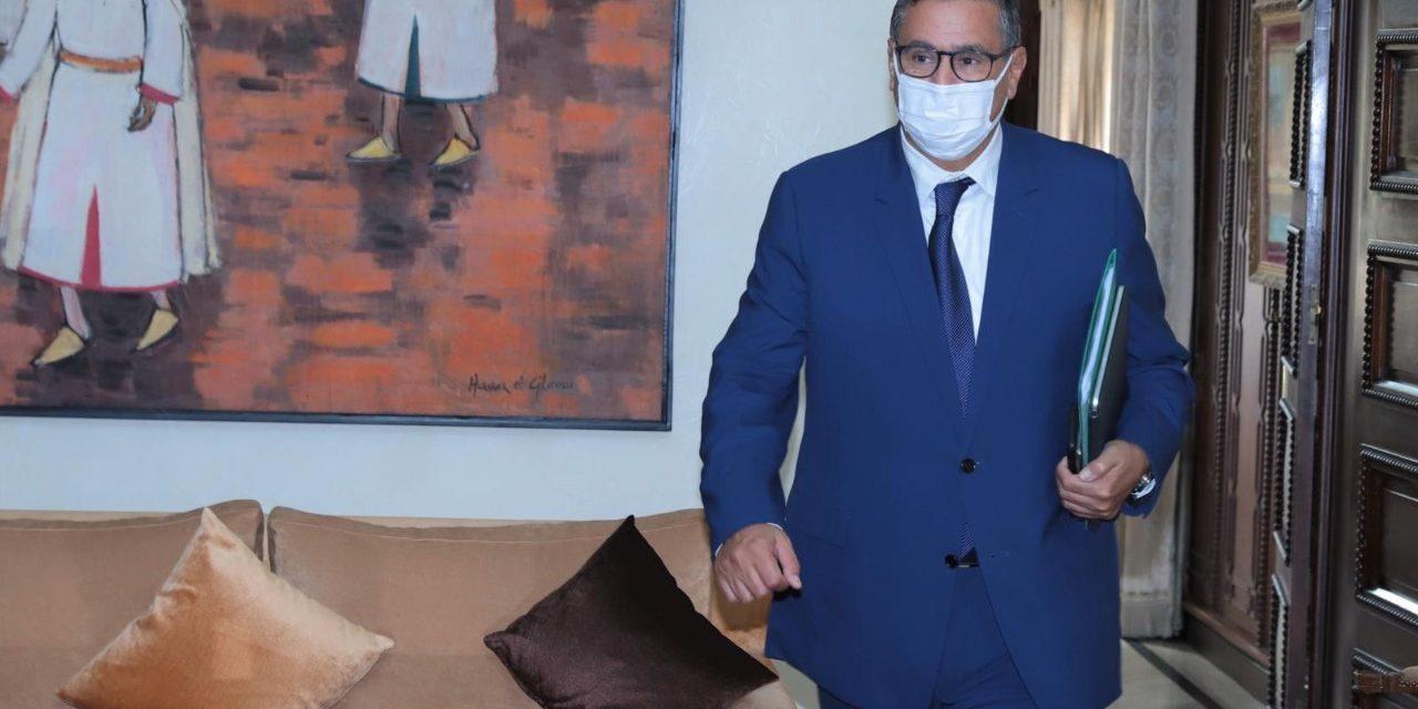 Conseil de gouvernement: Akhannouch s'engage à répondre aux attentes des Marocains