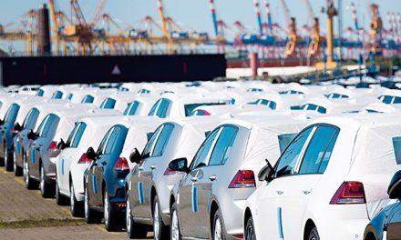 record des exportations automobiles à fin août
