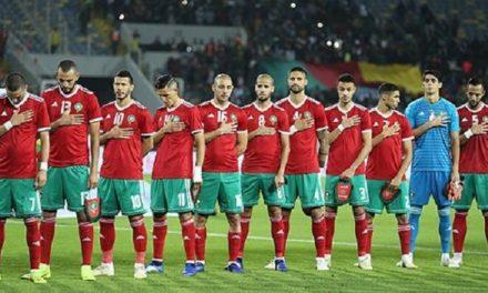 Classement FIFA : Le Maroc dans le Top 30