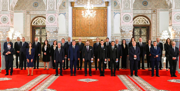 Nouveau gouvernement : 7 femmes ministres aux commandes