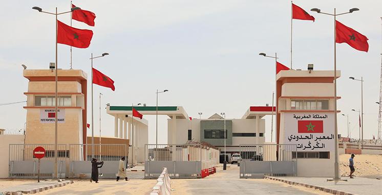 Le rapport du SG de l'ONU citant une lettre Royale : les actions du Maroc à Guergarate sont irréversibles