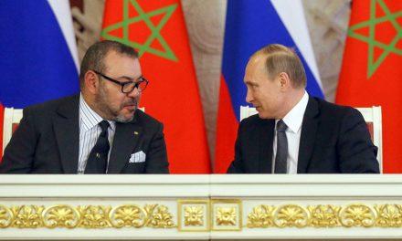 REPORT DU FORUM DE COOPÉRATION RUSSO-ARABE, PRÉVUE LE 28 OCTOBRE AU MAROC
