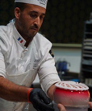 Nabil Moudni : le troisième meilleur pâtissier de France est Marocain