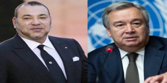 ONU: ANTONIO GUTERRES APPELLE À UNE AMÉLIORATION DES RELATIONS ENTRE LE MAROC ET L'ALGÉRIE