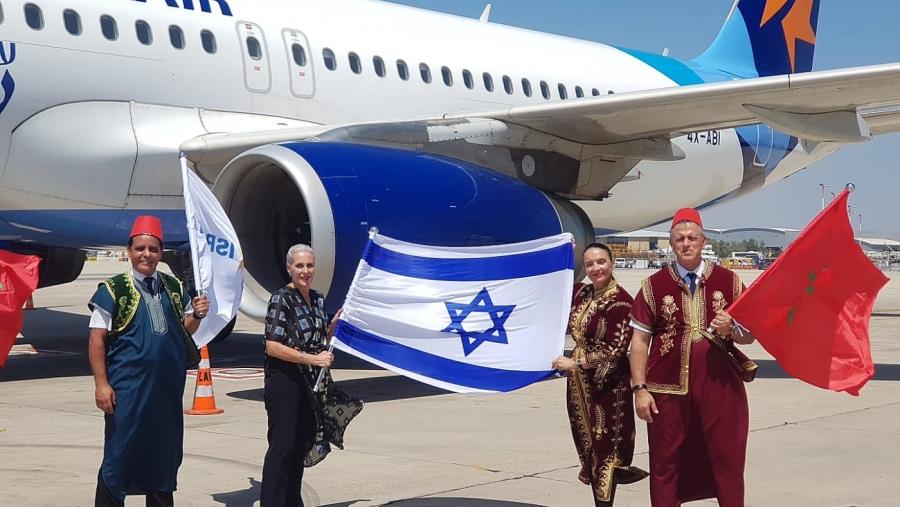 """Royal Air Maroc signe un accord de coopération avec la compagnie aérienne israélienne """"El Al"""""""
