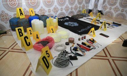 terrorisme: démantèlement d'une cellule liée à Daech à TANGER